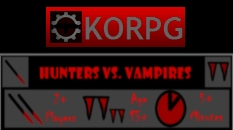 Announcing the release of Hunters vs. Vampires